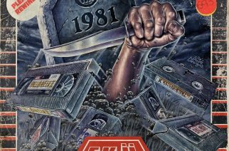 Kun yhdistetään klassista kauhua ja thrash metallia, saadaan F.K.Ü.:n luoma 1981 -julkaisu