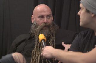 """Five Finger Death Punchin Chris Kael: """"Haluaisin aikamatkustaa vuoteen 1986 ja nähdä Slayerin soittavan """"Reign In Bloodin"""" kokonaisuudessaan"""""""