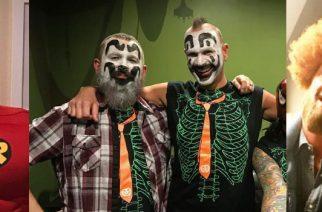 Robinia, Kissia, Spidermania: näin eri muusikot pukeutuivat halloweenin kunniaksi