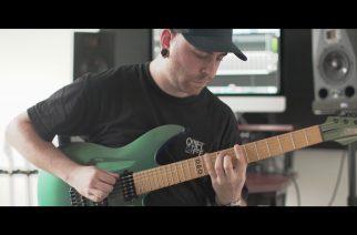 """Kitaraherkkua: Intervalsin Aaron Marshall julkaisi soittovideon kappaleesta """"Impulsively Responsible"""""""