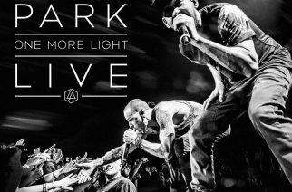 Linkin Park julkaisee uuden livealbumin Chester Benningtonin viimeisestä konsertista