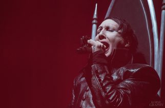 Marilyn Mansonin esitys New Jerseyssä epäonnistuneen New Yorkin -konsertin jälkeen kerää faneilta ylistystä