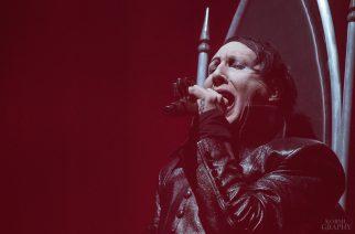 Shokkirokin ikoni Marilyn Manson saapuu ensi kesän Rockfestiin