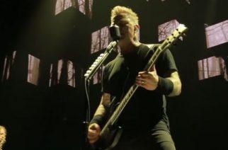 """Metallica julkaisi livevideon """"Dream No More"""" -kappaleensa esityksestä Belgiassa"""
