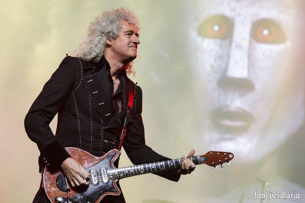 Brian May voitti Total Guitarin 50 kaikkien aikojen parasta kitarasooloa -äänestyksen