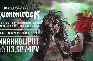 Nummirock julkisti lisää esiintyjiä: The Unguided saapuu ensimmäistä kertaa Kauhajoelle
