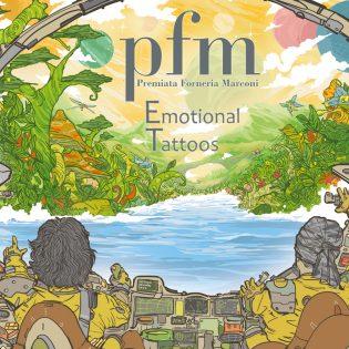 """Perusvarmaa, melodista ja värikästä progea – Premiata Forneria Marconin """"Emotional Tattoo"""" ei löydä uusia mantereita"""