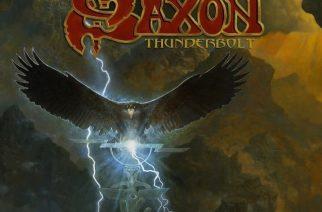 """Vanhan liiton hevimiehet asian ytimessä – arviossa Saxonin uutuusalbumi """"Thunderbolt"""""""