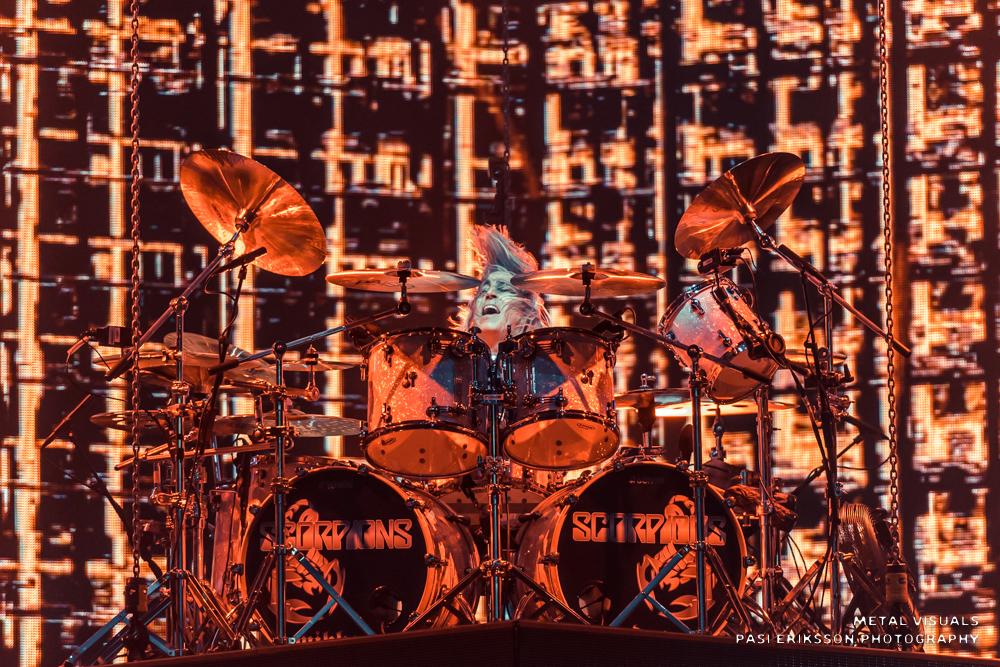 Scorpionsin yhdeksästoista albumi on pian purkissa – saapuu kesään mennessä