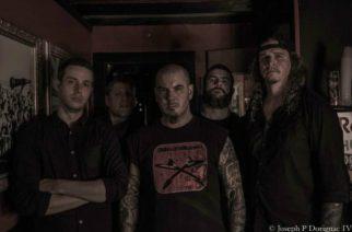 Phil Anselmon luotsaaman black metal-yhtye Scourin uusi EP kuunneltavissa