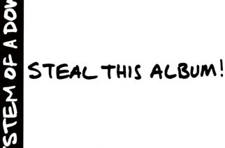"""2000-luvun järein kokoelmalevy? System Of A Downin """"Steal This Album!"""" täyttää 15 vuotta"""