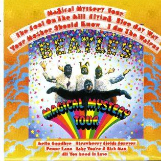 Maaginen seuramatka: The Beatlesin Magical Mystery Tour tänään 50 vuotta