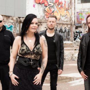 Perjantaina uuden albuminsa julkaisseen The Dark Elementin uusi musiikkivideo katsottavissa