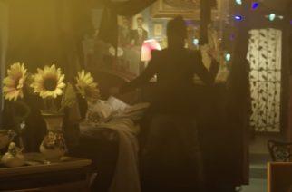 """The Usedilta häiriintynyt ja taiteellinen musiikkivideo """"Rise Up Lights"""" -kappaleesta"""