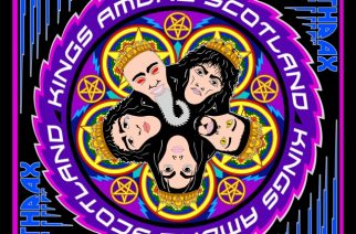 """Anthrax julkaisee uuden live-DVD:n """"Kings Among Scotland"""" huhtikuussa 2018"""