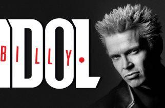 Brittiläinen rock –sensaatio Billy Idol Kuopio Rockcockiin