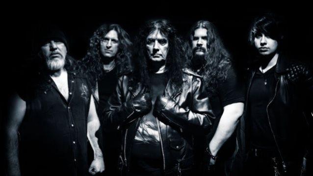 Heavy metal -veteraani Blitzkrieg julkaisee EP:n joulukuussa