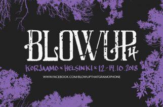 Lokakuussa Helsinki on taas maan raskain paikka – Blowup-tapahtuma laajenee kolmipäiväiseksi