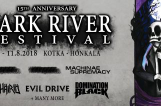 Videopelimetallin yksinvaltias Machinae Supremacy vahvistamaan Dark River Festivalin ohjelmistoa