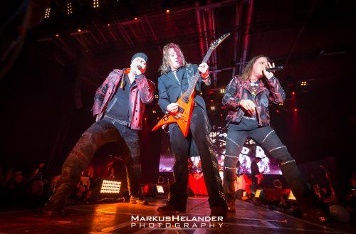 Helloween - Pumpkins United Tour 2017