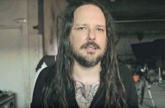 Kornin Jonathan Davisilta sooloalbumi ensi vuonna: luvassa keikkailua myös Euroopassa