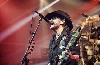 """Motörheadin Lemmy Kilmisterin uran viimeinen nauhoitus julki: kuuntele Chris Declercqin kappale """"We Are The Ones"""""""