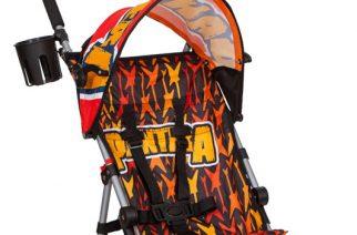 Vanhemmat huomio: nyt on saatavilla Pantera -lastenvaunuja