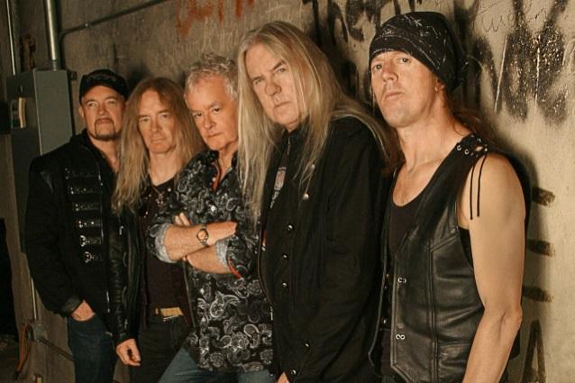 """Nopeaa menoa viikonlopulle: Saxon julkaisi coverin Deep Purplen """"Speed King"""" -hitistä"""