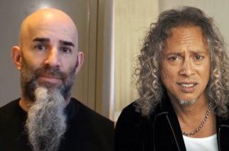 Anthraxin Scott Ian muistelee: Murtauduimme Kirk Hammettin taloon keskellä yötä