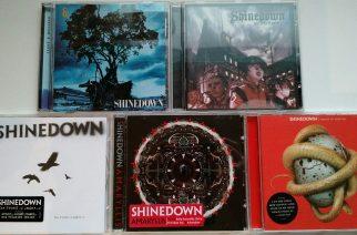 Tuotanto ruodinnassa: Shinedown