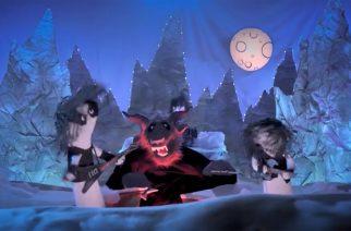 """Sock Puppet Parody esittää versionsa Dimmu Borgirin """"The Serpentine Offering"""" -kappaleesta: musiikkivideolla äänivierailijana Phil Anselmo"""