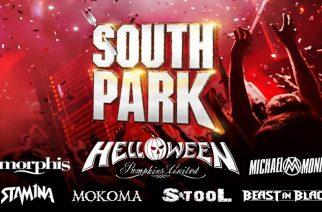 South Park julkaisi ensimmäiset esiintyjänsä: mukana mm. Helloween, Amorphis ja Stam1na