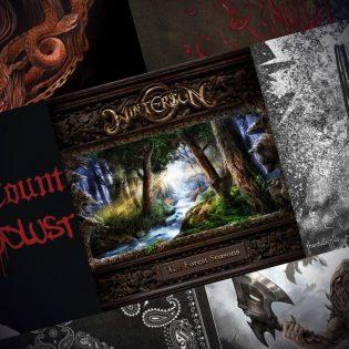 Arch Enemya, Beast In Blackia, Wintersunia: Kaaoszinen toimitus listasi omat suosikkinsa vuodelta 2017