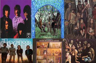 Räiskyvä vuosi 1968: 25 klassikkoalbumin julkaisusta 50 vuotta
