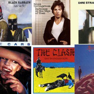 Rockin kultainen vuosi 1978: 25 klassikkoalbumilla täyteen 40 vuotta