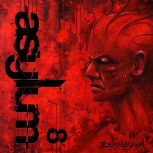 """Elektromusiikkia ja melodista death metallia – Tätä tarjoaa kuopiolainen Asylum 8 debyyttijulkaisullaan """"Repressed"""""""
