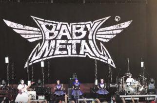 Maailmankiertueelle suuntaava Babymetal hellii fanejaan uudella kappaleella
