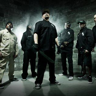 """Ice-T:n kipparoima Body Count studioon huhtikuussa nauhoittamaan tulevaa """"Carnivore"""" -albumiaan"""