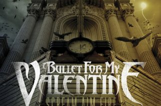 """Klassikkofiilistelyä Bullet For My Valentinen tahtiin – """"Scream Aim Fire"""" täyttää 10 vuotta"""