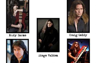 Entiset Dion, AC/DC:n ja Quiet Riotin jäsenet perustivat hard rock -yhtyeen Dream Child