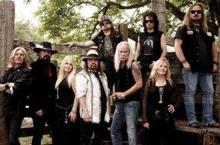 Lynyrd Skynyrd lähtee jäähyväiskiertueelle