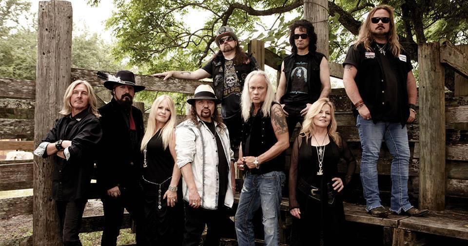 Lynyrd Skynyrd peruuttaa keikkoja – kitaristilla todettu koronatartunta