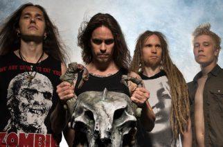 Amoral-kitaristin luotsaama Oceanhoarse aloittaa vuotensa debyyttisinglellä sekä Beast In Blackin lämppärinä