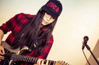 """Japanilainen kitarataituri Takayoshi Ohmura julkaisi live-esiintymisen """"Distant Thunder"""" kappaleestaan"""