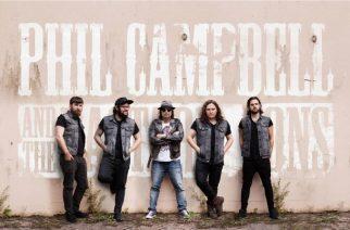 """Phil Campbell And The Bastard Sons julkaisi """"Dark Days"""" -kappaleelle musiikkivideon"""