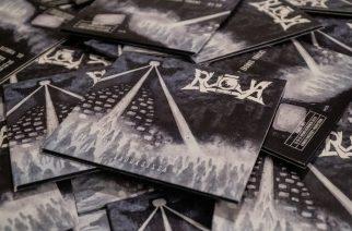 Death metal -yhtye Ruoja julkaisi lyriikkavideon uuden EP:nsä kappaleesta