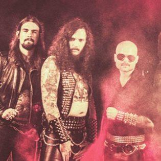 """Sacred Leather julkaisi musiikkivideon uudelle """"Power Thrust"""" -singlelleen"""