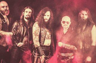 """Skeletonwitchin ja Kvlthammerin jäsenistä koostuva Sacred Leather julkaisee uuden """"Ultimate Force"""" -albuminsa helmikuussa"""