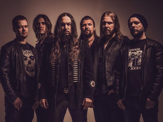Amorphis on alkanut työstää seuraavaa albumiaan