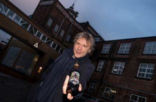 Bruce Dickinson esittelee uuden Iron Maiden -oluen videolla